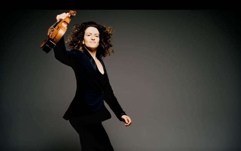Liza Ferschtman concerto venerdì 12 febbraio con laVerdi Milano