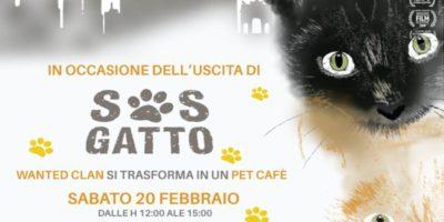 Sabato 20 febbraio: aperitivo a 4 zampe al Wanted Clan di Milano