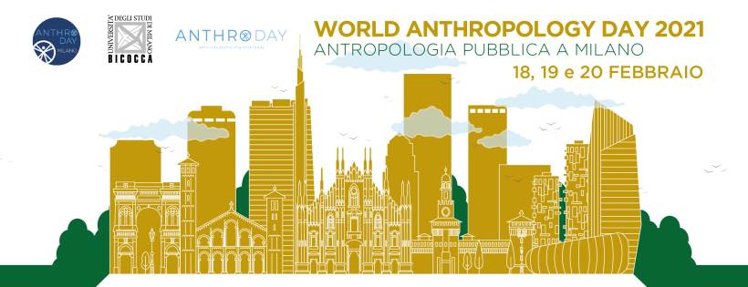 L'antropologia per tutti: incontri e laboratori virtuali e uno spettacolo in anteprima mondiale dal 18 al 20 febbraio