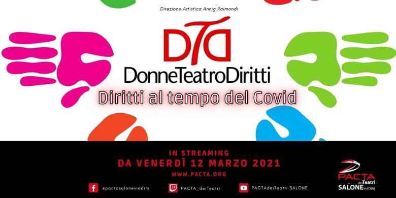 DonneTeatroDiritti21 - Apertura rassegna: Fermenti Lattici