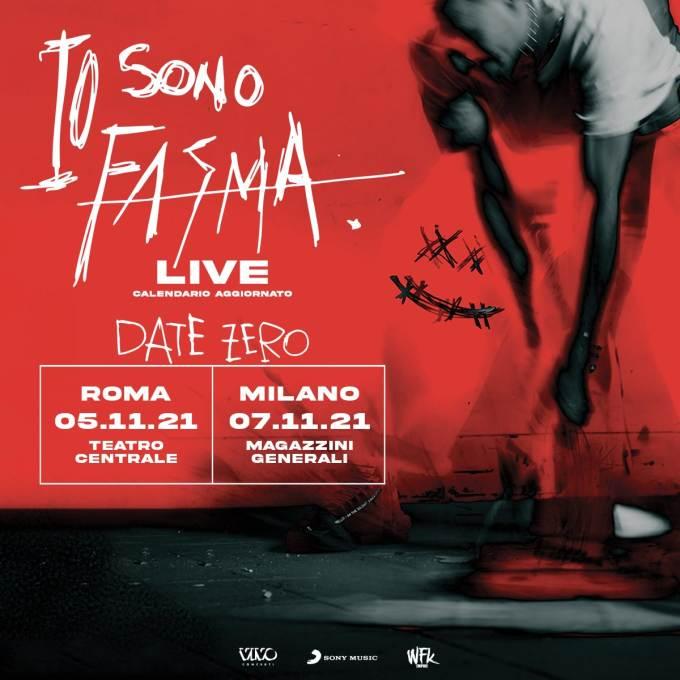 Fasma: a causa dell'attuale emergenza sanitaria si posticipa il concerto a Milano