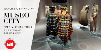 Armani/Silos Visite Guidate Virtuali nel weekend 5-7 marzo