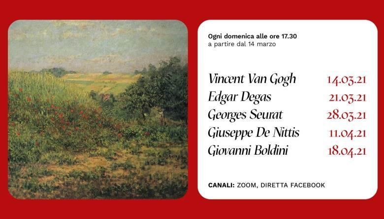 domenica 21 marzo conferenza del Museo Arte Gallarate su Edgar Degas