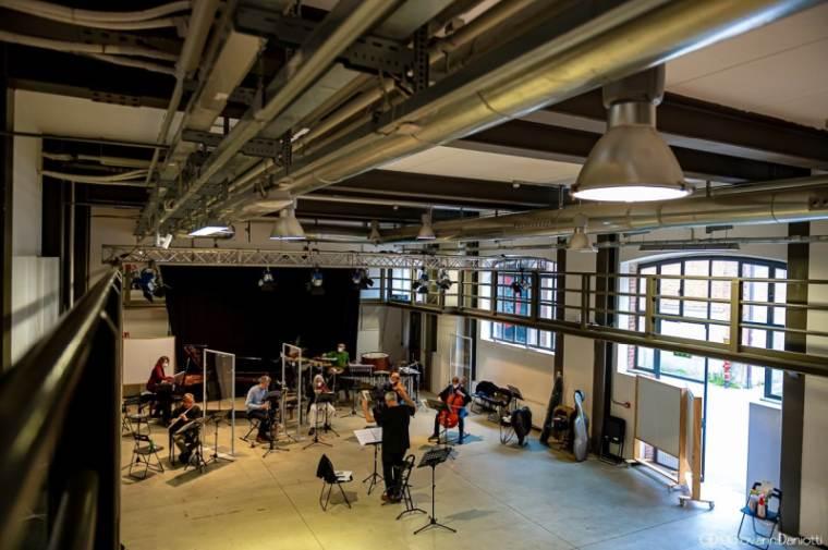 Divertimento Ensemble: sabato 3 aprile doppio concerto pasquale dalla nuova sala alla Fabbrica del Vapore