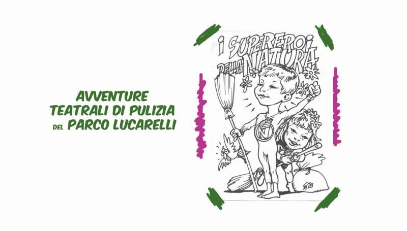 Eventi per bambini di domenica 18 aprile a Milano: un'avventura teatrale di pulizia dei Giardini Ezio Lucarelli