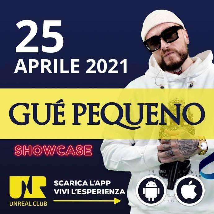 Domenica 25 aprile: showcase in VR di Guè Pequeno su UnReal Club