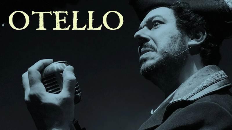 """Sabato 3 aprile a teatro con """"Otello"""", spettacolo in streaming del Teatro Carcano di Milano"""
