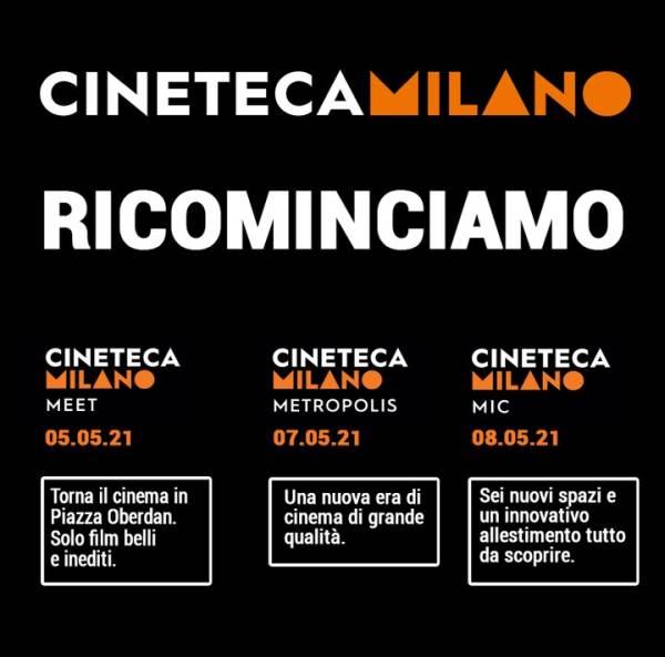 Riapertura del Museo Interattivo del Cinema a Milano