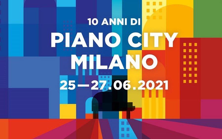 Piano City Milano: concerti dal 25 al 27 giugno