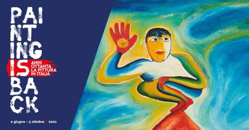 Painting is back: primo weekend di apertura per la mostra alle Gallerie d'Italia di Milano