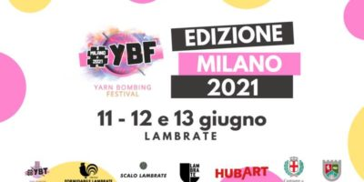 Fino a domenica 13 giugno a Lambrate lo Yarn Bombing Festival Milano 2021