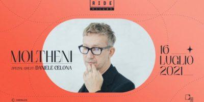 MOLTHENI in concerto a RIDE Milano + special guest: Daniele Celona