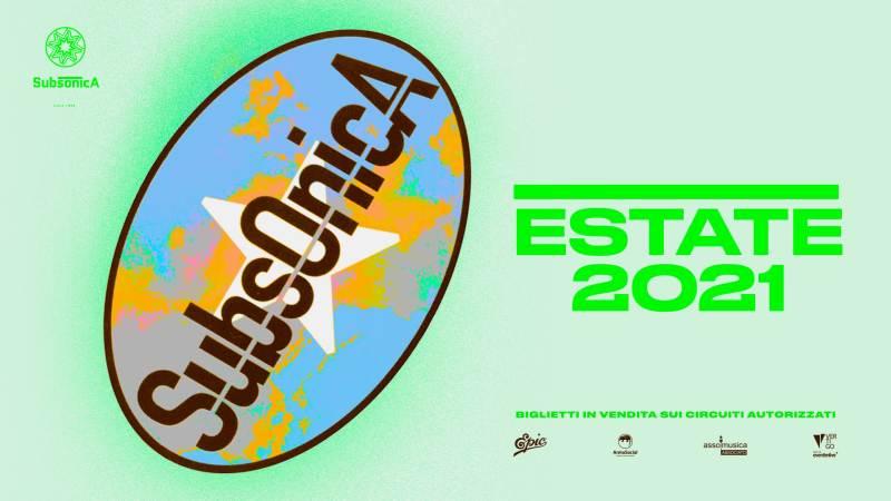 Venerdì 23 luglio: Subsonica in concerto Castello Sforzesco di Milano