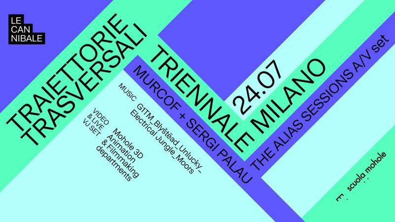 cosa fare a Milano sabato 24 luglio: Traiettorie Trasversali in Triennale