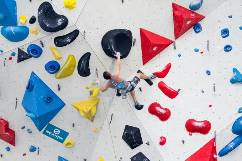Sabato 21 agosto: Never Stop Milano - Global Climbing Day