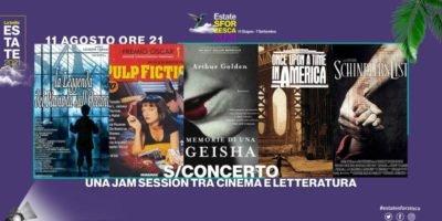 S/Concerto. A Milano una jam session tra cinema e letteratura