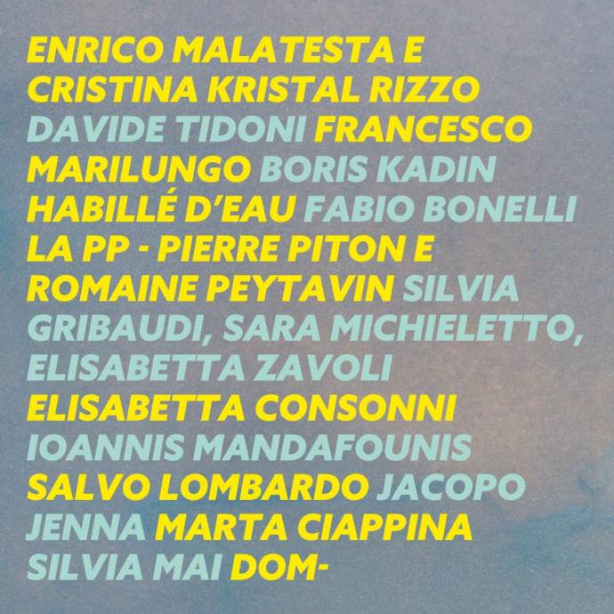 DANAE FESTIVAL - XXIII edizione: artisti ospiti