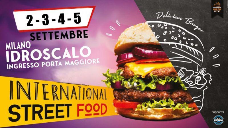 Cosa fare venerdì 3 settembre: International Street Food all'Idroscalo di Milano