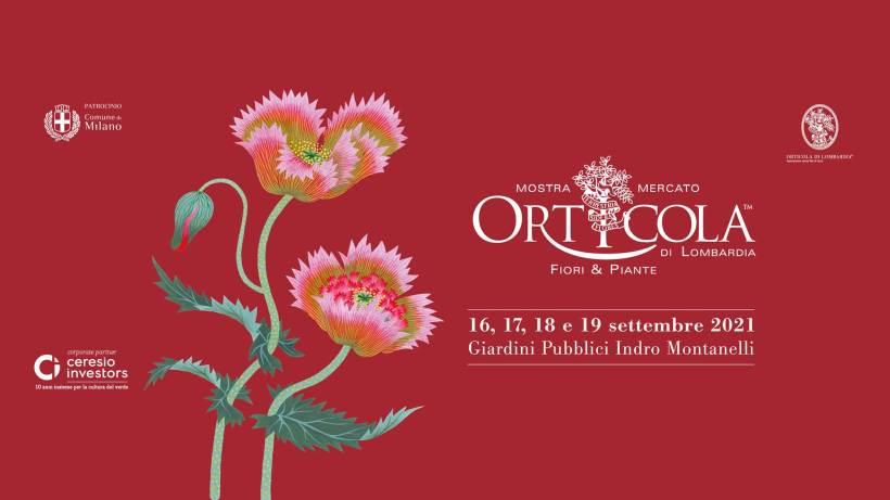 Dal 16 al 19 settembre a Milano torna Orticola, mostra mercato di fiori, piante e frutti insoliti, rari e antichi