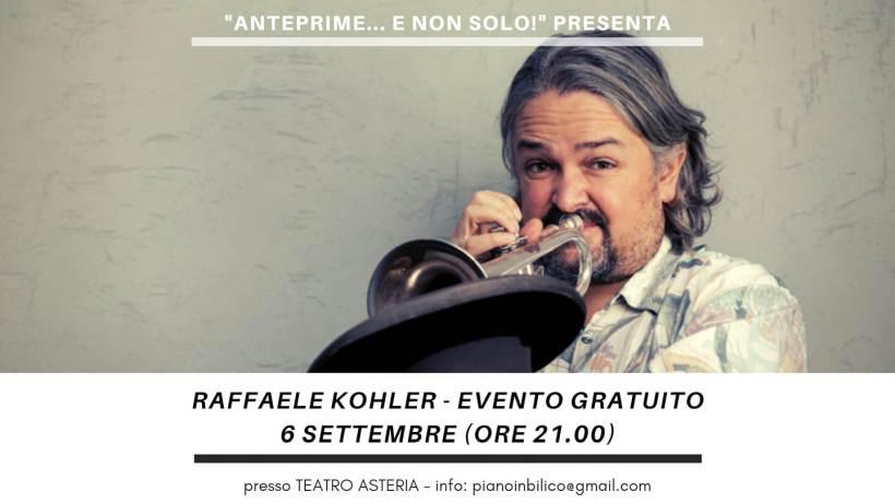 Concerto gratuito della Raffaele Kohler Swing Band a Milano
