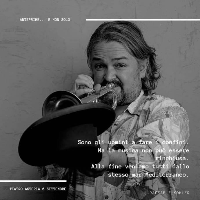 Lunedì 6 settembre: Concerto gratuito della Raffaele Kohler Swing Band a Milano