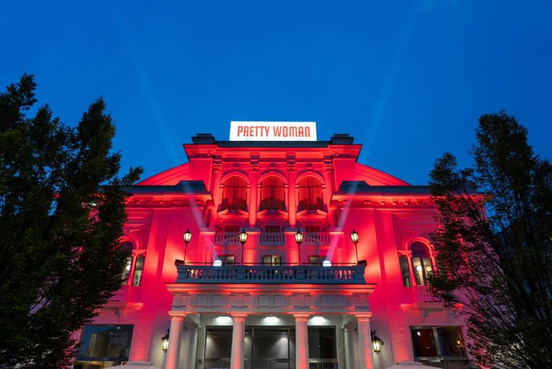 Pretty Woman Il Musical teatro nazionale di Milano