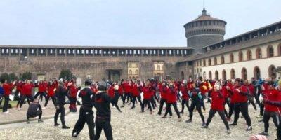 Street Workout Milano: domenica 10 ottobre appuntamento con l'evento di fitness in cuffia