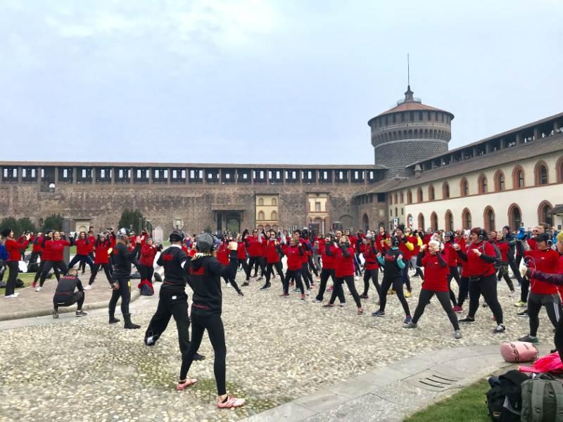 Street Workout a Milano: domenica 10 ottobre un percorso all'interno di Parco Sempione