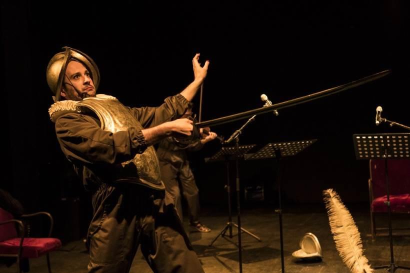 cosa fare a Milano sabato 11 settembre: spettacolo Variazioni Furiose al Teatro Fontana