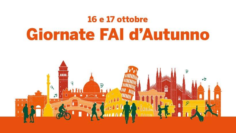 Weekend, cosa fare a Milano: Giornate FAI d'Autunno 2021