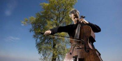 Martedì 19 ottobre ore 18.30, Milano - Ridotto dei Palchi A. Toscanini Concerto di Giovanni Sollima e Carlotta Maestrini