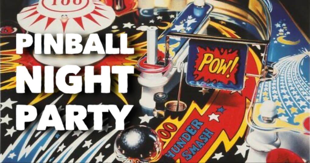 Venerdì 15 ottobre, cosa fare a Milano: allo Spazio Morlacchi torna il Pinball Night Party